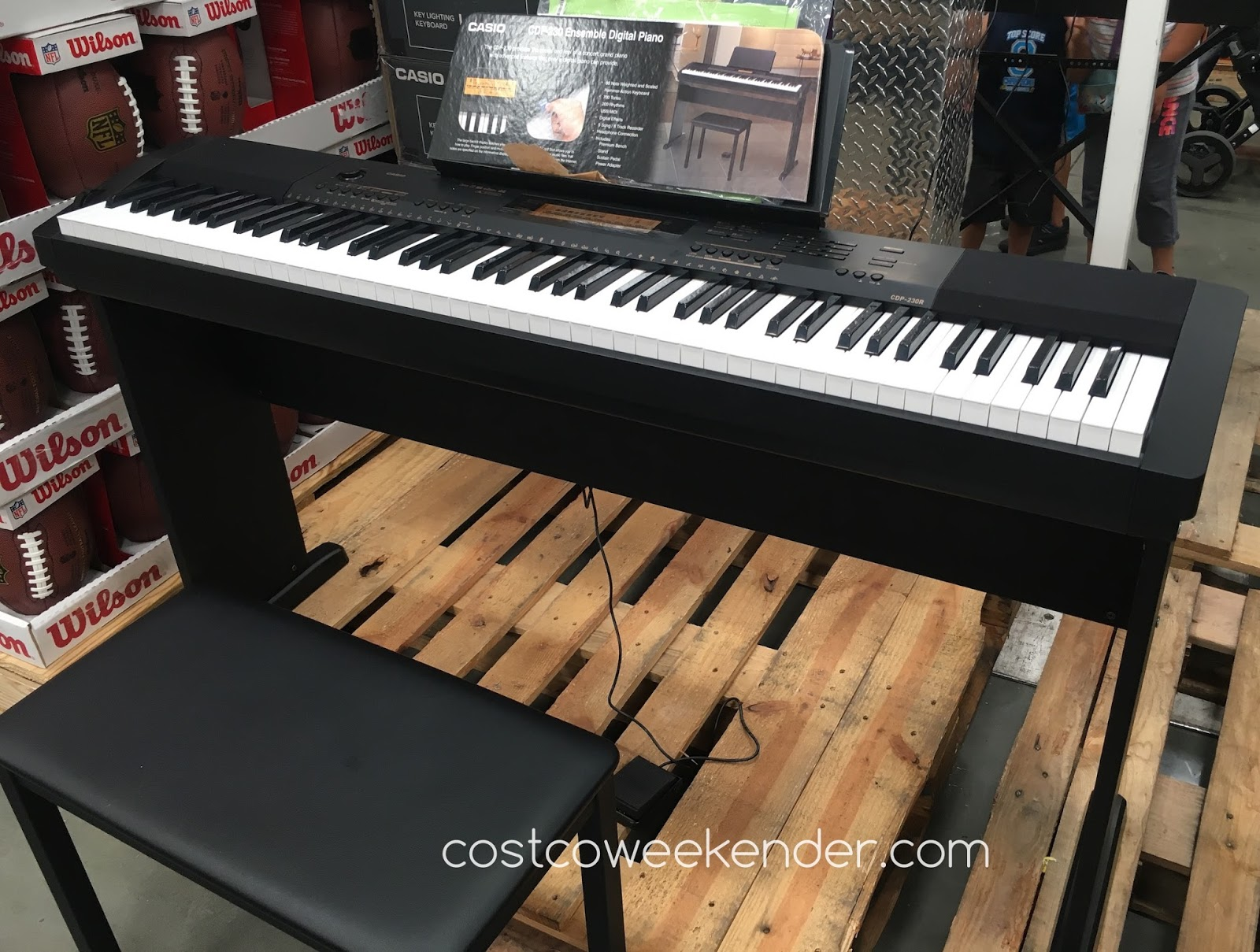 casio 88 key weighted keyboard costco blog dandk