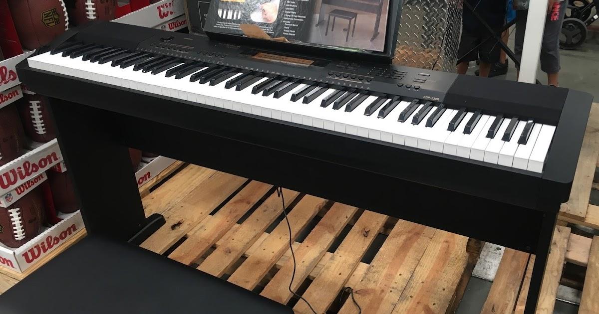 88 key weighted keyboard costco blog dandk. Black Bedroom Furniture Sets. Home Design Ideas