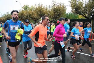 Carrera 10 kms Leon