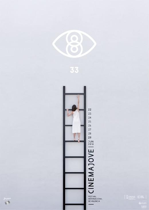 Desvelada la imagen del cartel de la 33 edición de Cinema Jove