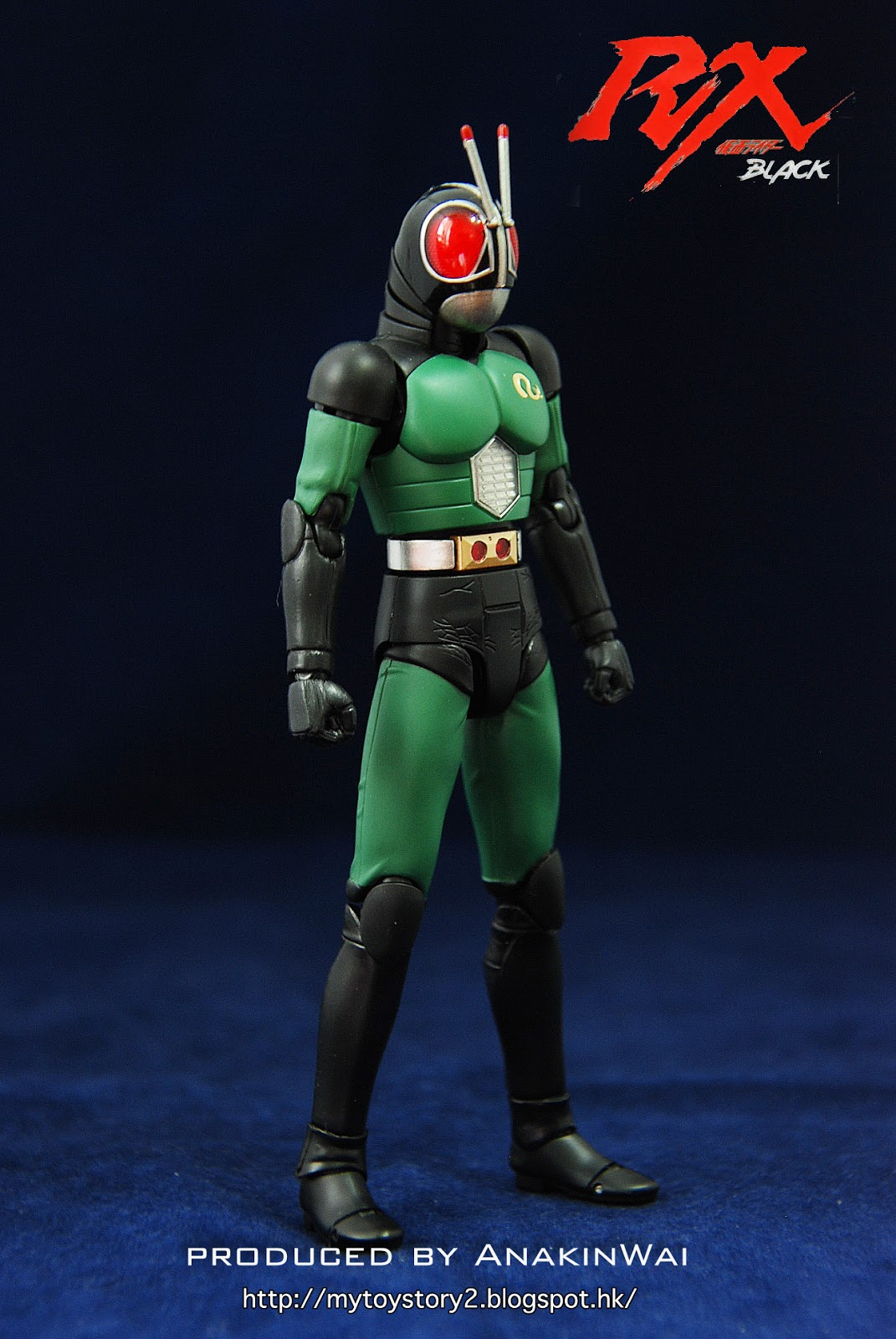 mytoystory: [S.H·Figuarts]WAKE UP! THE HERO~!!幪面超人 ( 仮面ライダー) RX 2.0