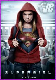 SuperGirl Temporada 1-2-3 | DVDrip Latino HD Mega
