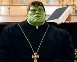 Hulk é católica