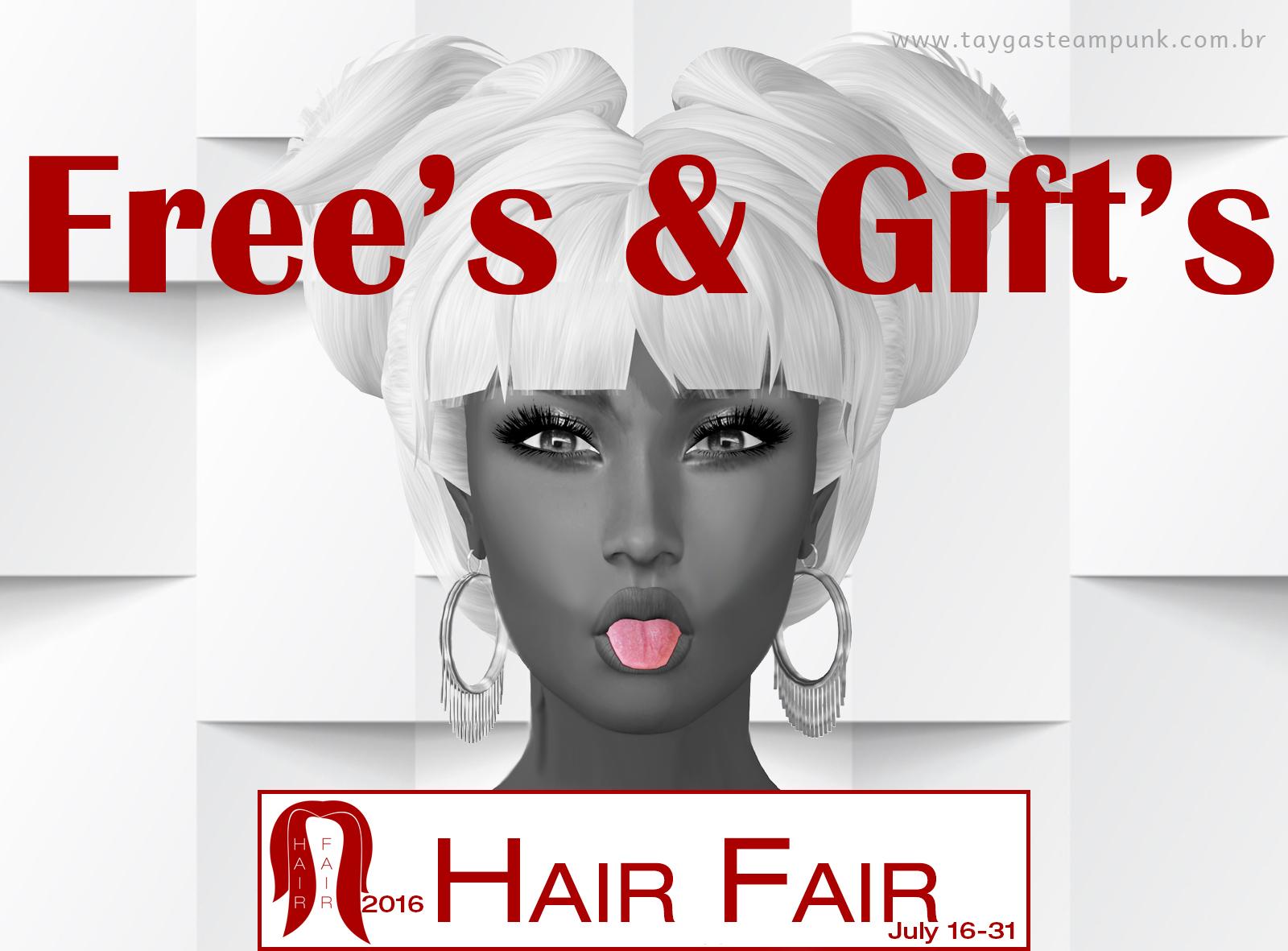 Free's & Gift's Hair Fair 2016... #60