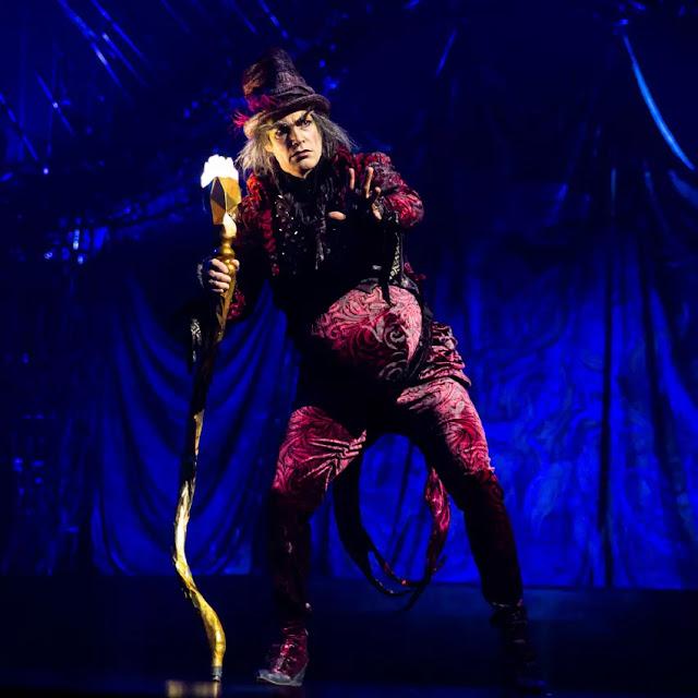 Alegria M. Fleur Cirque du Soleil classique