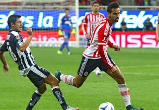 Monterrey vs Chivas de Guadalajara