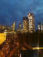 Skyscraper und Hochhäuser Frankfurt