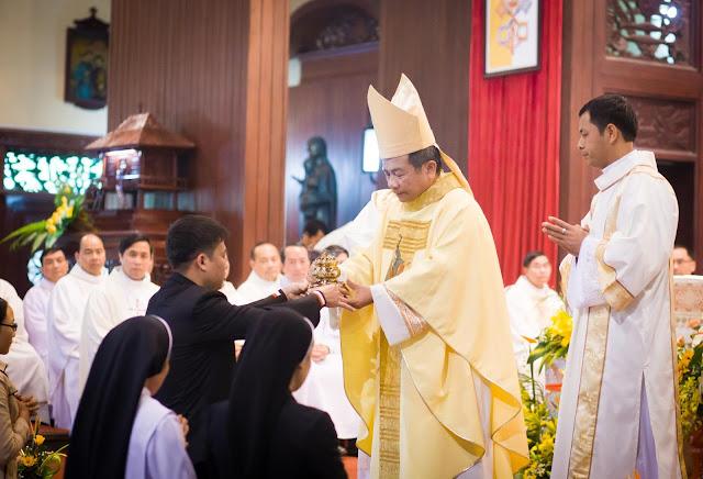 Lễ truyền chức Phó tế và Linh mục tại Giáo phận Lạng Sơn Cao Bằng 27.12.2017 - Ảnh minh hoạ 40