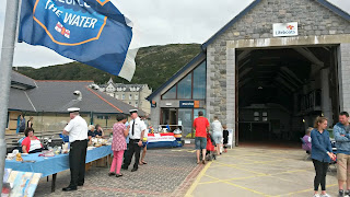 RNLI Barmouth Lifeboat Station Fun Day
