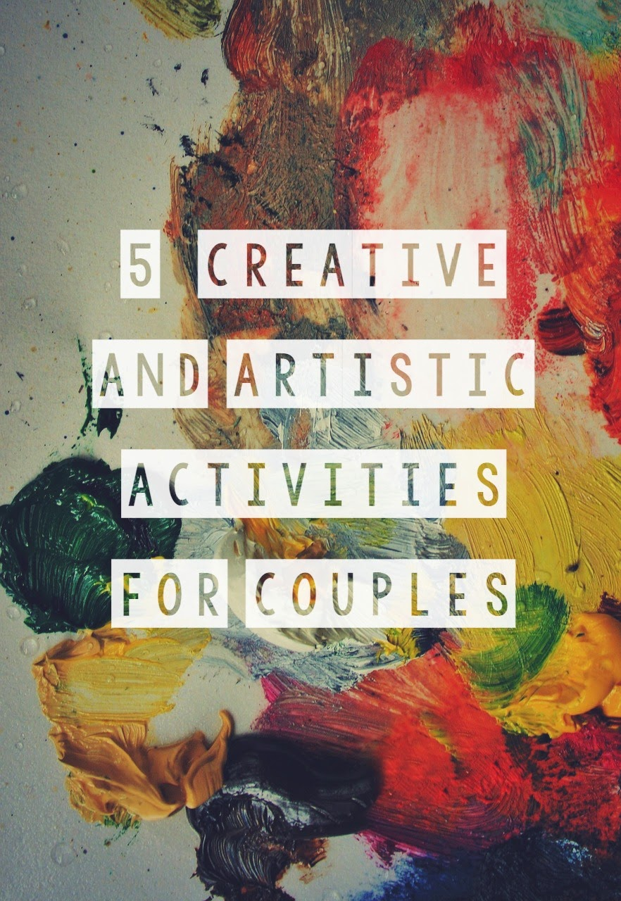 5 Affordable Creative and Artistic Activities for Couples. {date night ideas} Creative date ideas. Date night for hippies. Date night for Bohemians. Dating a bohemian. Dating a hippie.  Artistic date ideas. Romantic Date Ideas for Art Lovers. Alternative date ideas. Stay at home date ideas. Affordable date ideas. Fun date ideas. Date night ideas for marries couples. Hobbies for couples.