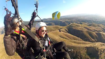 Happy Emotions Parapente Granada Volar parapente