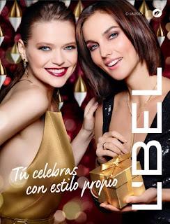 Catalogo LBEL Campaña 18 Noviembre Belcorp 2017