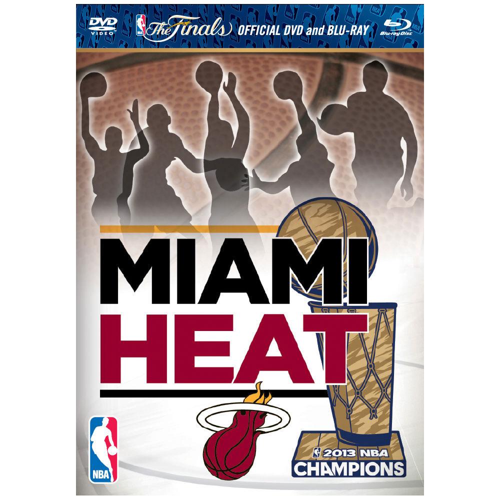 NWK To MIA: Miami Heat 2013 NBA Champions Collection