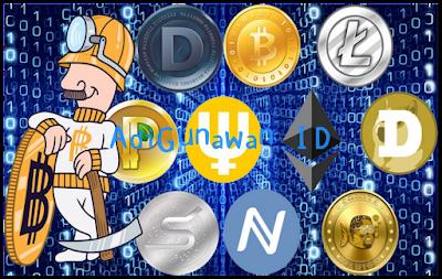 Beberapa Kata Istilah Yang Wajib Diketahui Dalam Dunia Bitcoin / Cryptocurrency