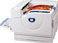 The Xerox Phaser 7760 is a SRA3 color laser printer offering high print quality and crisp color reproduction