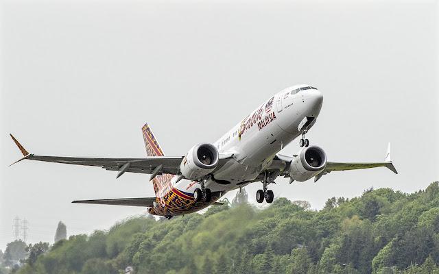 Malindo Air Receives Boeing 737 MAX 8