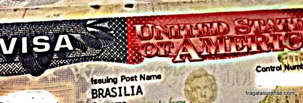Visto para os Estados Unidos