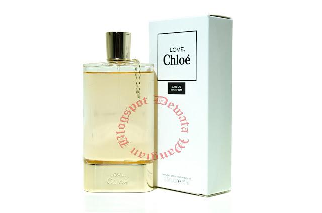 Love Chloe Tester Perfume