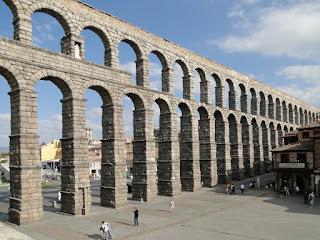 Roman Concrete, Pont du Gare - Click to Enlarge.