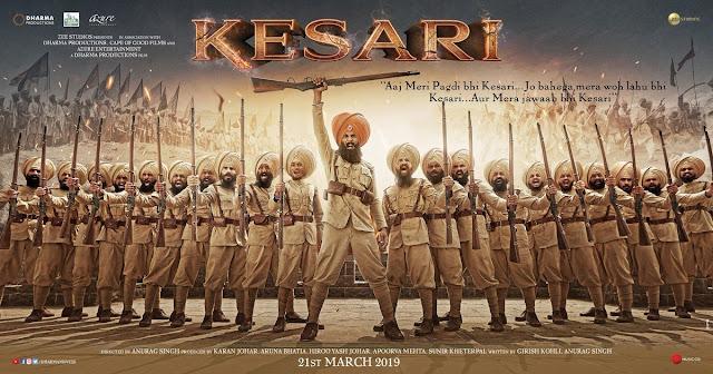 Akshay Kumar Kesari Official Trailer: Unbelievable true story based on the Battle of Saragari 1897.