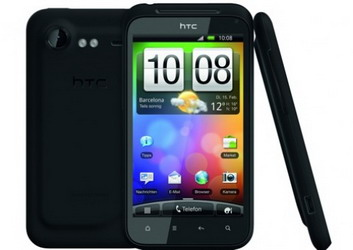 HTC Incredible S Android phone with 4-inch screen announced