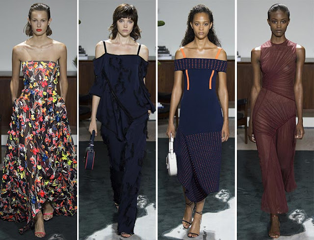Jason Wu Spring/Summer 2017 Collection