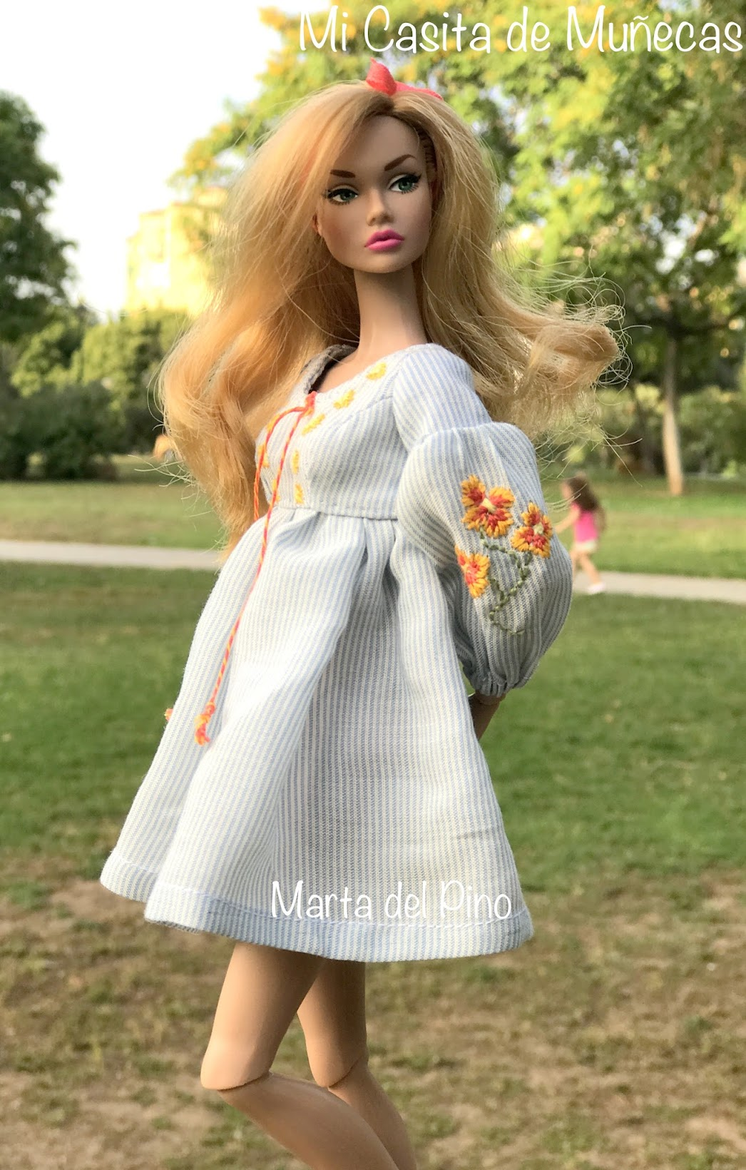 Poppy Parker, fashion royalty, integrity toys, barbie, vestido, dolls, barbie coleccion, collector, mi casita de muñecas, marta del pino