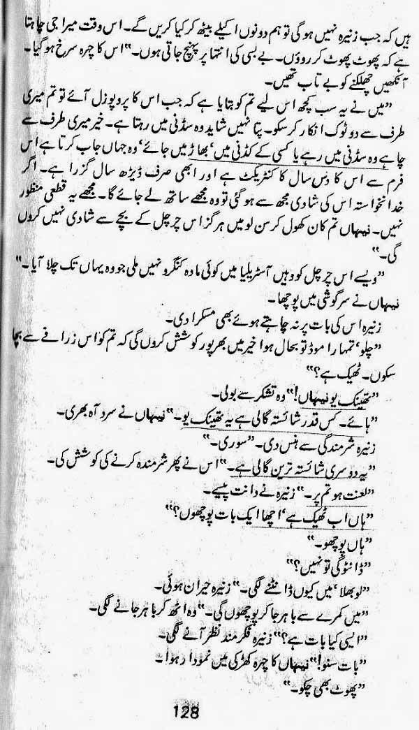 Free Urdu Digests: Kehti hay nazar shukria by Asma Taqi