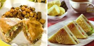 Recipes to Make Sandwich Tempe