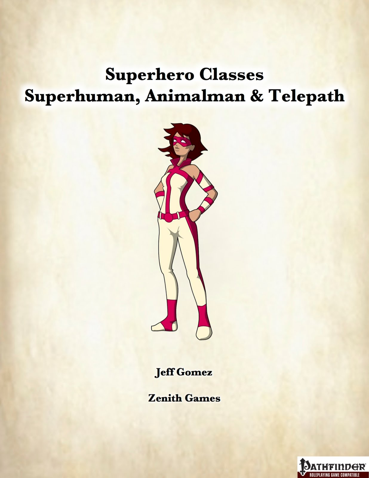 Superhero Classes