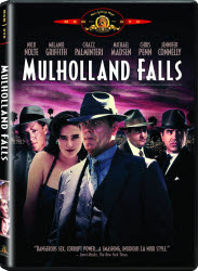 DVD package Mulholland Falls 1996 animatedfilmreviews.filminspector.com