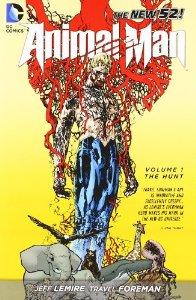 Animal Man, graphic novel, new 52, comic book