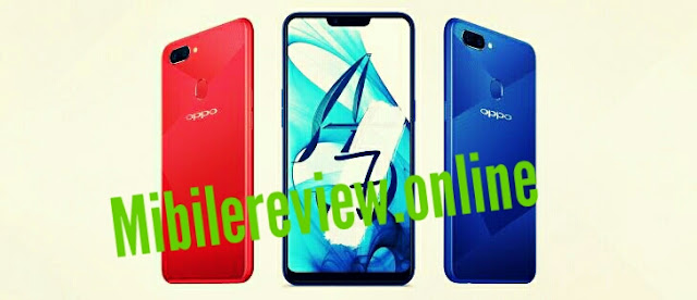 Oppo A7 in India
