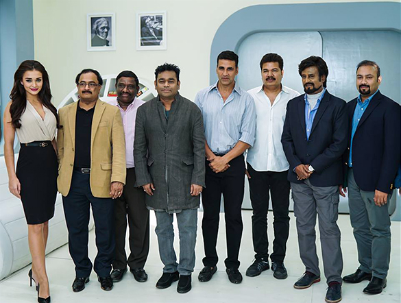 Robot 2 Star Cast, Review, Ratings and their Roles in the Movie