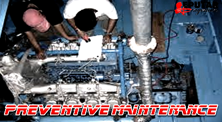 Pengertian Preventive Maintenance (PM)