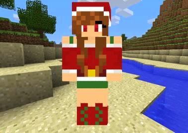 Minecraft Spielen Deutsch Skins Para Minecraft Pe Femininas Bild - Skin para o minecraft feminina
