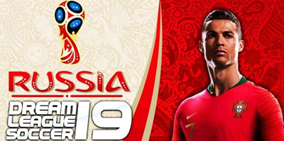DLS 19 Mod World Cup Russia 2018 Apk Offline Android