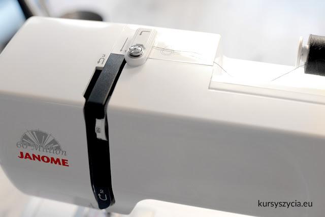 maszyna do szycia, janome, jubilee, 60507, test, czy warto, cena, porównanie, zestawienie, jaką maszynę do szycia wybrać, kupić, maszyna dla początkujących, janome,