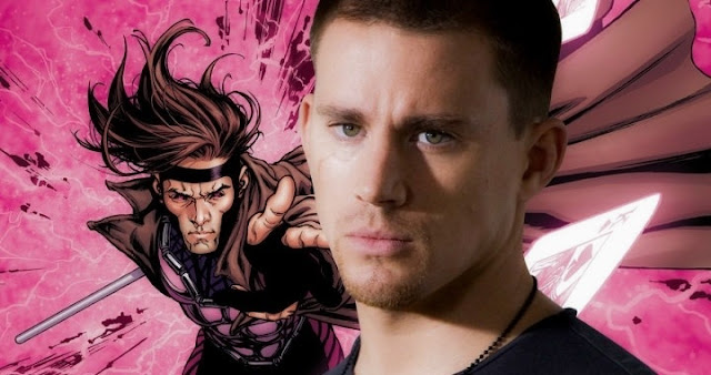 Gambit será protagonizada por Channing Tatum