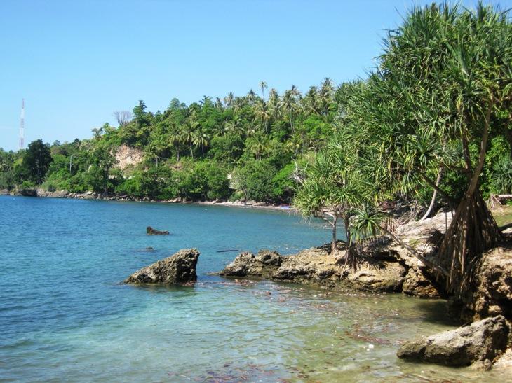 Pesona Bahari Sabang, Pantai Anoi