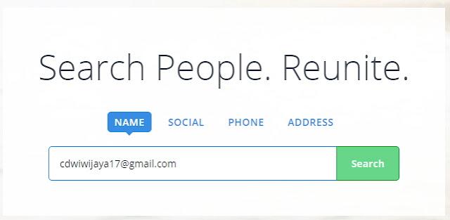 Cara Mengetahui Nama Orang dari Alamat Emailnya