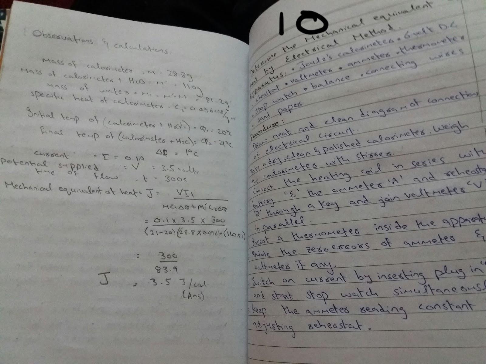 Bsc Physics Practical Experiments Pdf