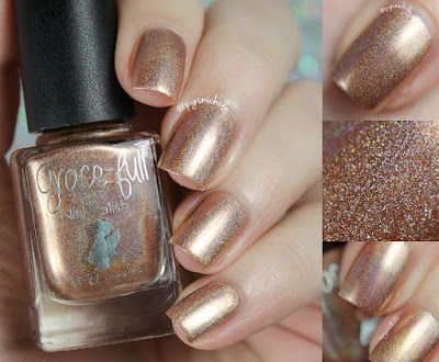 Grace-Full Nail Polish Nan's Copper | Christmas Memories Collection 2016