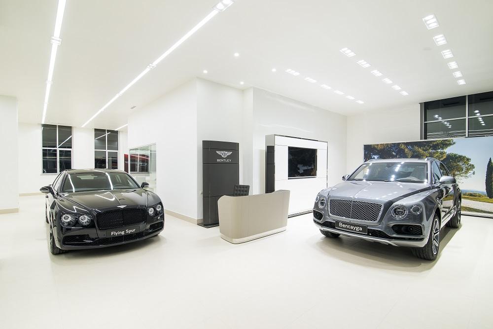Bentley Yerevan