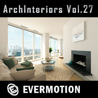 Evermotion Archinteriors vol.27室內3D模型第27季下載