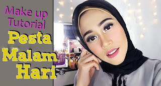 Tips Make Up di Waktu Malam Hari