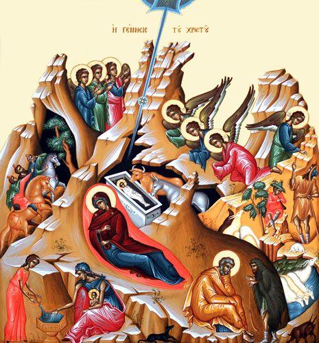 Αποτέλεσμα εικόνας για η φατνη του χριστού