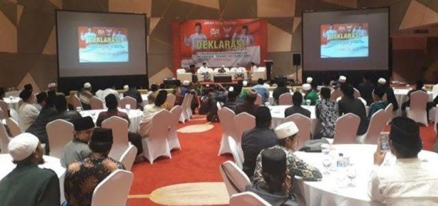 KH Maimun Zubair Ajak Kiai di Tasikmalaya untuk Dukung Jokowi- Ma'ruf Amin