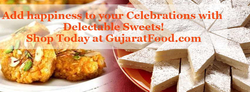 Buy Indian sweets online to USA