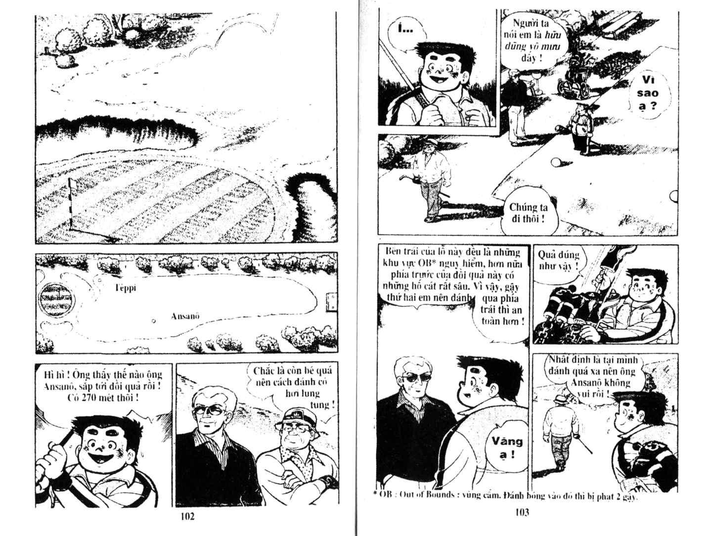 Ashita Tenki ni Naare chapter 10 trang 50